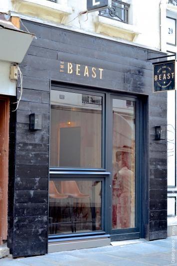 the beast resto restaurant paris bbq viande