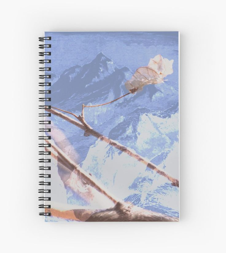 Bare branches set in front of majestic snow capped mountains. • Also buy this artwork on stationery, apparel, stickers, and more.