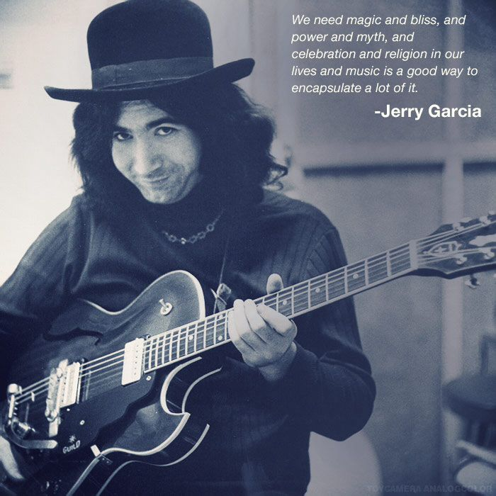 """the life and music of jerry garcia 9, 1995, when guitarist-slash-bearded icon jerry garcia died  veteran music  columnist joel selvin's """"fare thee well: the final chapter of  offering instead a  reported look at the lives of the remaining """"core four"""" members."""