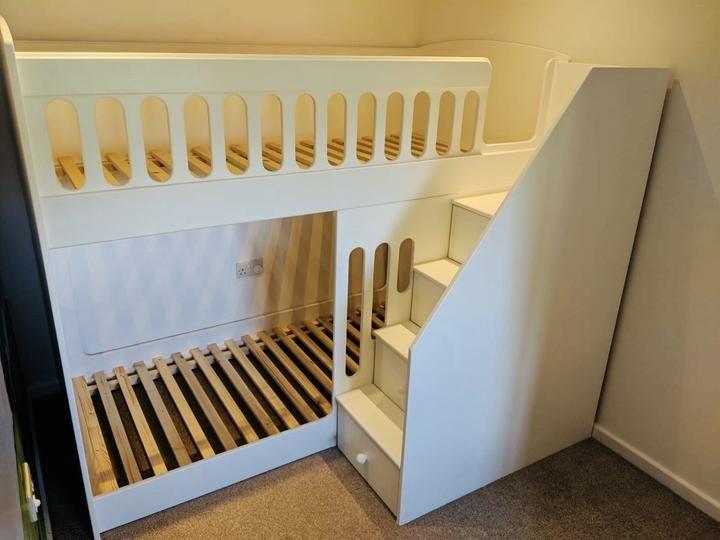 Low Bailey Bunk Bed In 2020 Bunk Beds Toddler Bunk Beds Low