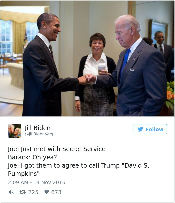 25+ Hilarious Conversations Between Obama And Biden Are The Best Medicine After This Election