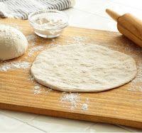 Massa de Pizza Básica Tradicional | Máquina de Pão