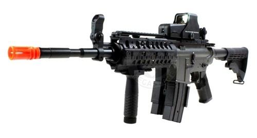 440 fps custom airsoft gun
