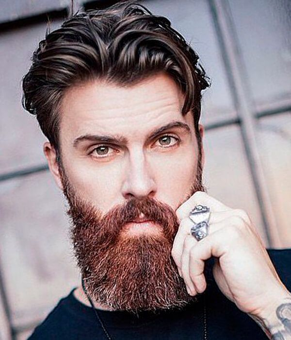 how to stop facial hair growth male naturally