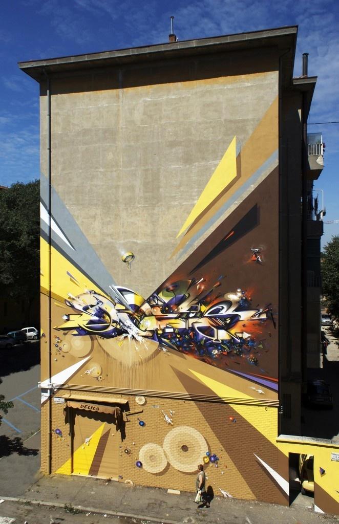 DOES – Bologna, Italy. | Ironlak