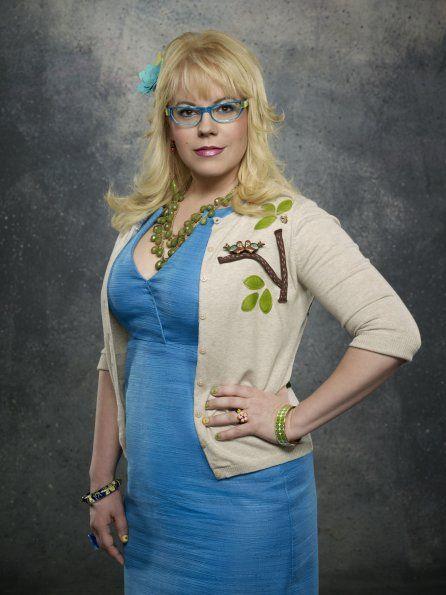 Kirsten Vangsness is fabulous.