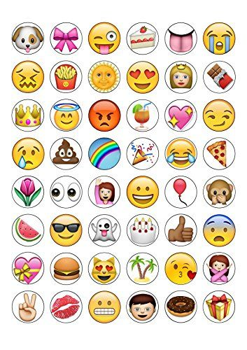 cupcake emoji for iphone m 225 s de 25 ideas incre 237 bles sobre emoji cake toppers en 6434