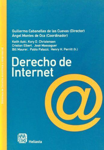 Derecho de internet (Biblioteca de Derecho Economico y Empresarial) (Spanish Edition)