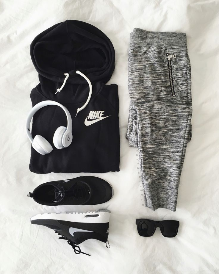 Nike runners fashion