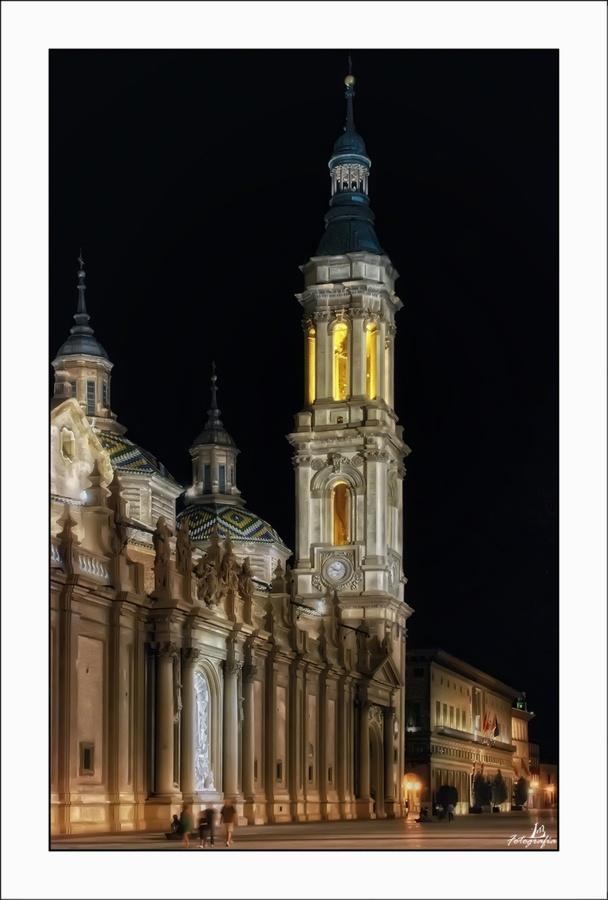 Basilica del Pilar, Zaragoza El Pilar, Zaragoza (Spain)