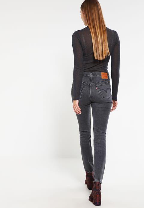 Levi's® 501 SKINNY - Jeans Skinny Fit - black  za 399 zł (30.04.17) zamów bezpłatnie na Zalando.pl.