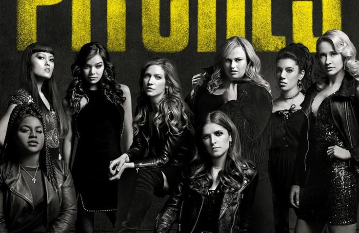 The hilarious clip follows the initial a cappella group The Bellas as they battle to find their way in life after the group disbands post college. 'I would do ANYTHING to sing to you guys again,' cries actress Brittany Snow, who performs Chloe Beale, as the group drowns their sorrows at an area bar. Trilogy: The first trailer for Pitch Perfect 3 was released on Saturday The trailer starts with Elizabeth Lenders and John Michael Higgins filming Anna Kendrick as she strolls down a packed…