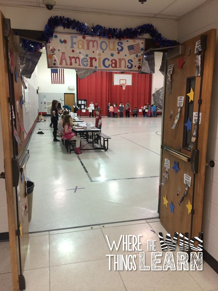 The Big Reveal: Living Wax Museum!