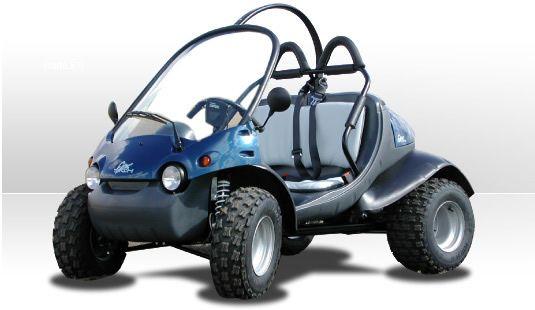 FUN QUAD 340cc - ATV Off Road / MOTO 4