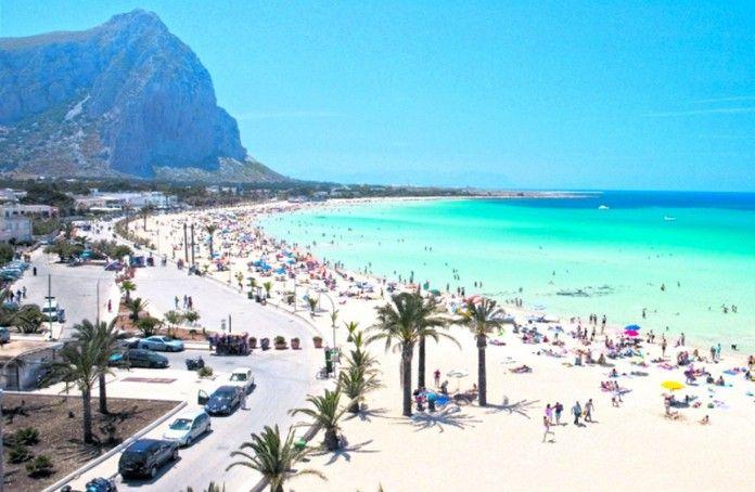 San Vito Lo Capo The Best Beach In Italy Italien Landschaft