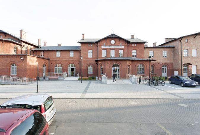 Dworzec w Lęborku