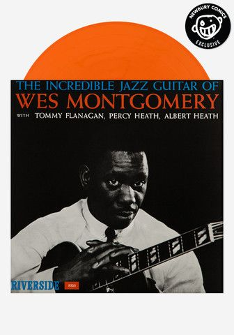 The Incredible Jazz Guitar Of Wes Montgomery Exclusive LP