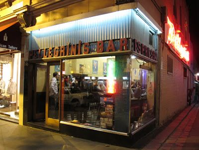 Melbourne Culinary Journal: Pellegrini's Espresso Bar