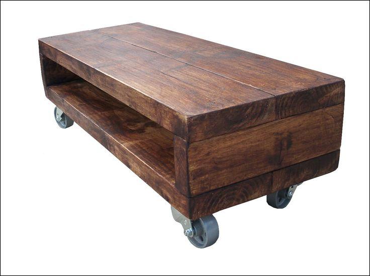 tv table on wheels
