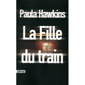 La fille du train -Paula Hawkins 7.90€