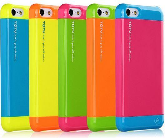 Coque Iphone 5C flashy