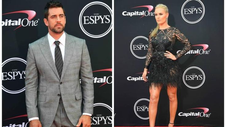 Lindsey Vonn has something she wants you to know about her and Aaron Rodgers