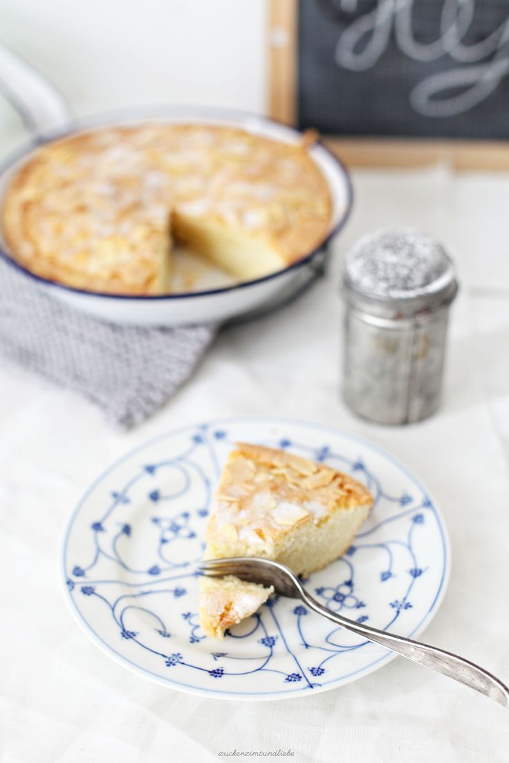 Saftigster Mandelkuchen, mal schwedisch und zweifelsohne der einfachste Kuchen überhaupt « Zucker, Zimt und Liebe