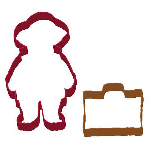 Party Ark's 'Paddington Bear Cookie Cutter Set'