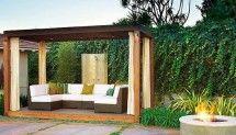 Desain Saung Minimalis Untuk Taman Modern » Gambar 320