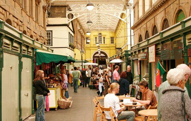 10 of the best… markets: 10 of the Best Markets. St Nicholas market, Bristolguardian.co.uk