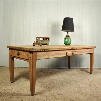 Extending 1930u0027s Italian Kitchen Prep Table   Antique Furniture   Original  House