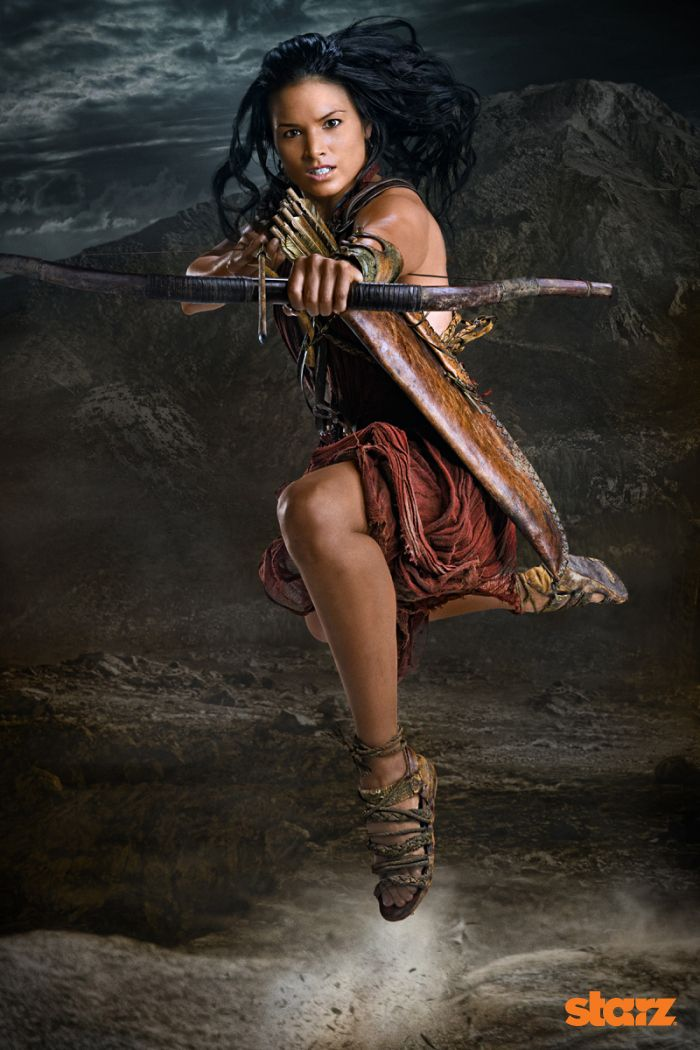 mira spartacus best characters pinterest spartacus
