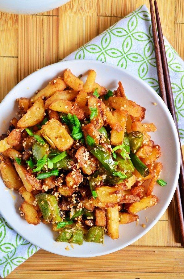 honey chilli potato recipe, how to make honey chilli potato