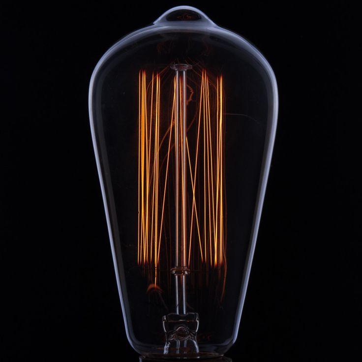 Модель: ST64 Цена: 120 грн Высота, мм: 135 Диаметр, мм: 64 Мощность: 40 Вт Цоколь: Е27 Напряжение: 220 В Срок службы: до 3000 часов Страна производитель: КНР