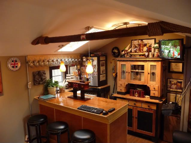 Beer Shed Man Cave : My brewery and alehouse shed brew house pinterest