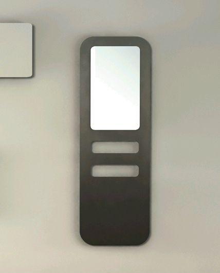 HALL Functionele design verwarming voor in de hal of badkamer, practische radiatoren. 900 tot 1080 WATT