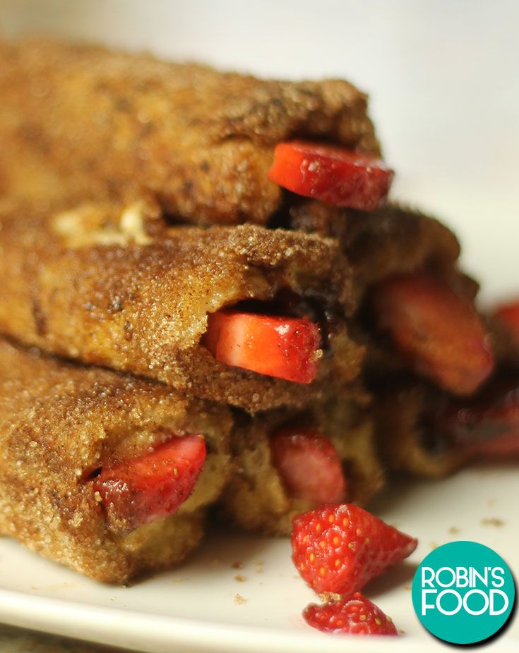 """STRAWBERRY """"HOT DOGS"""" – Robin's Food"""