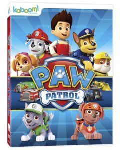 My Preschooler's Top Cartoons Paw Patrol