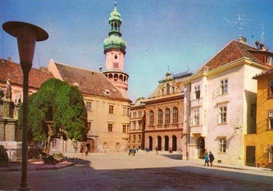 Főtér, Tűztorony - Sopron