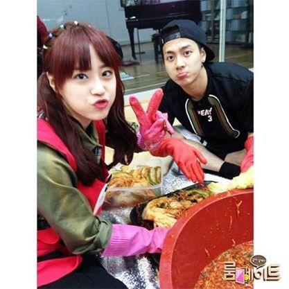 GOT7 Jackson & Kara Youngji