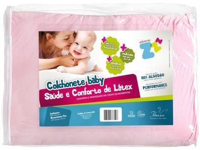 Colchonete para Berço Desmontável Baby - Fibrasca com as melhores condições você encontra no Magazine Alavirtual. Confira!