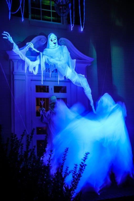 737 best Halloween images on Pinterest Halloween prop, Halloween - outdoor ghosts halloween decorations