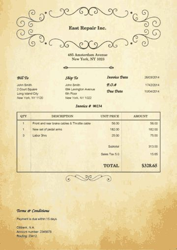 Best 25+ Create invoice ideas on Pinterest Invoice template - how do i create an invoice