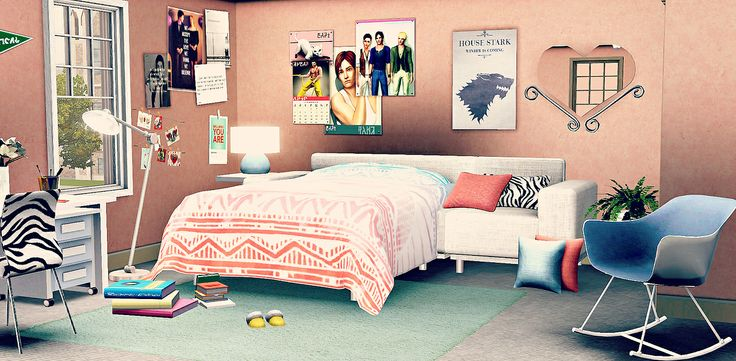 Decorating Ideas > Tumblrmj7l1g7qES1s4xrxho21280jpg (1280×629)  Sims  ~ 164505_Sims 3 Dorm Room Ideas