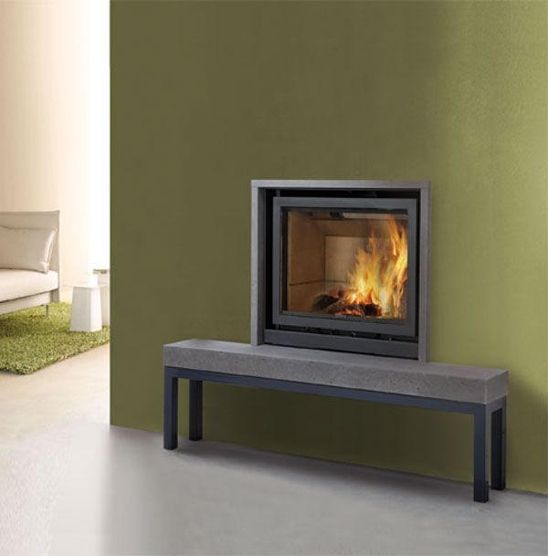 21 best images about chemin es stuv on pinterest black granite slate fireplace and metals. Black Bedroom Furniture Sets. Home Design Ideas