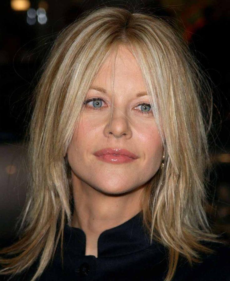 Women Layered Blond Hairstyles