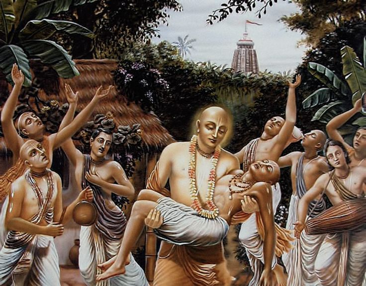 Disappearance Day of Srila Haridas Thakur, a contemporary of Chaitanya Mahaprabhu, known for his constant chanting of the name of Krishna. Mahaprabhu called Haridasa the namacharya, the living example of how to chant the holy names. Though Haridasa was born in a Muslim family, Lord Chaitanya and His devotees respected him as better than the best of brahmanas (Vedic priests). He would not eat or sleep until he finished his daily quota of chanting the name of Krishna 300,000 times. Along with…