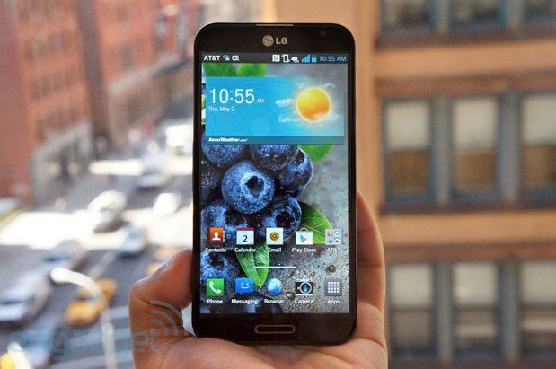 LG Optimus G Pro for AT: whats different?