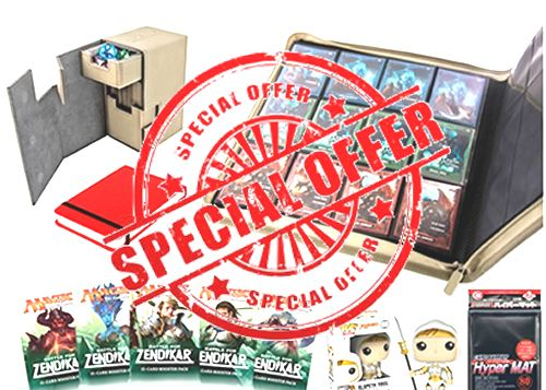 Buy the latest Magic The Gathering (MTG) Cards - Singles, Boosters, Decks at the Best and Cheapest Prices at Manaleak Online Store UK. Price Match Promise!