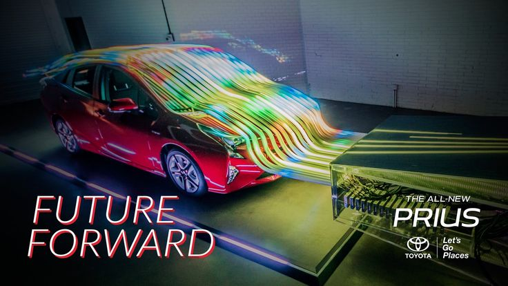 The Colorful Lights and Sound of the Prius Piano